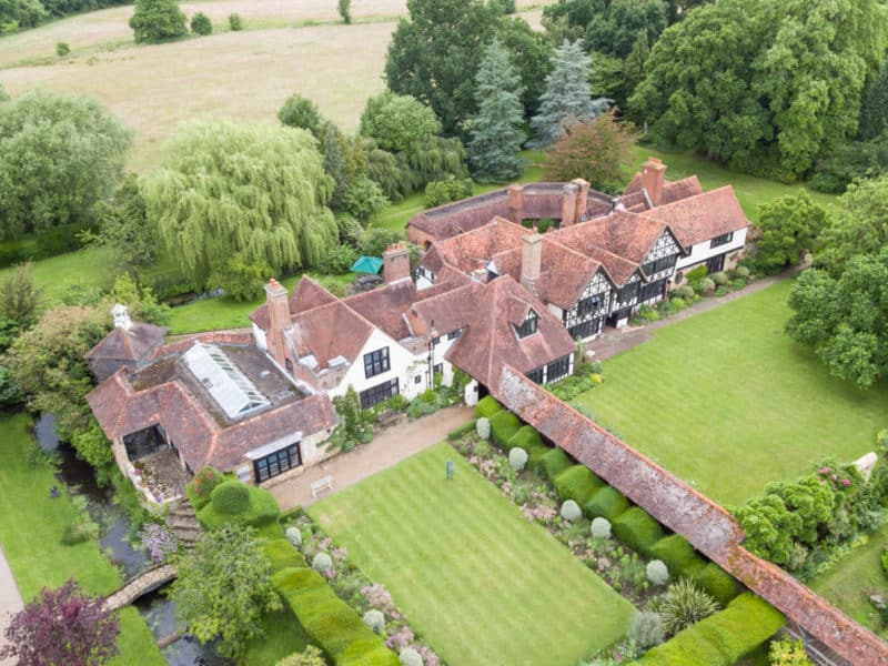 Marketing Your Property Drone Photography Sussex Surrey Kent