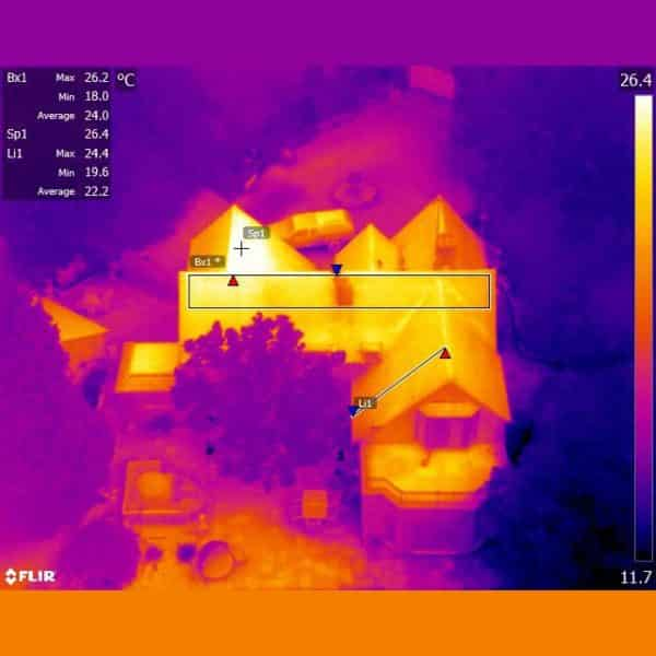 Thermal Imaging and Building Inspections Sussex Surrey and Kent