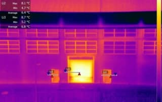 Commercial Property Thermal Insulation Survey