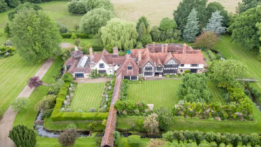 Home Portraits Drone Photography Sussex Surrey Kent