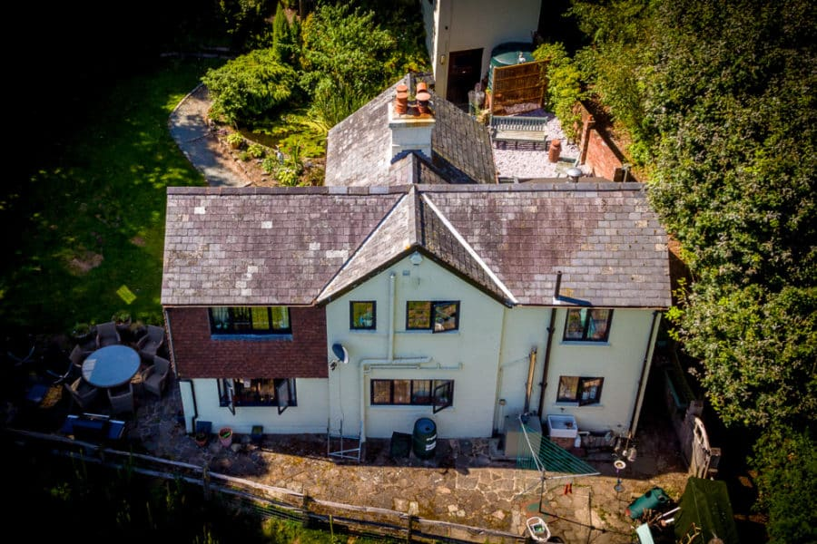 Domestic House Portraits Drone Photography Sussex Surrey Kent