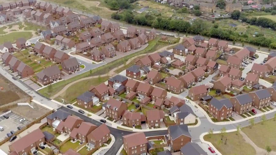 Ebbsfleet Drone Footage Filming BBC