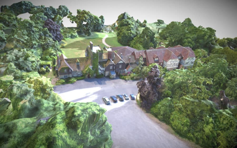 3D Drone Aerial Modelling for Land and Property