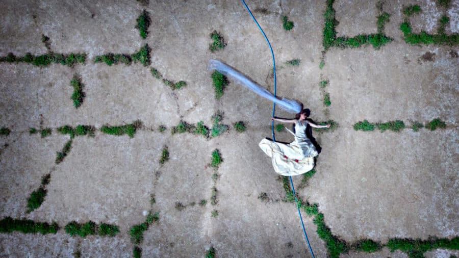 Drones and Wedding Photography