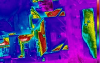 Thermal Imaging Roof Top Inspections Sussex Surrey Kent