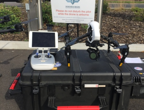 Drones and Construction Projects