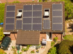 Domestic solar panel inspections