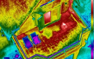 Thermal Image to Check the Heating Efficiency of your Home