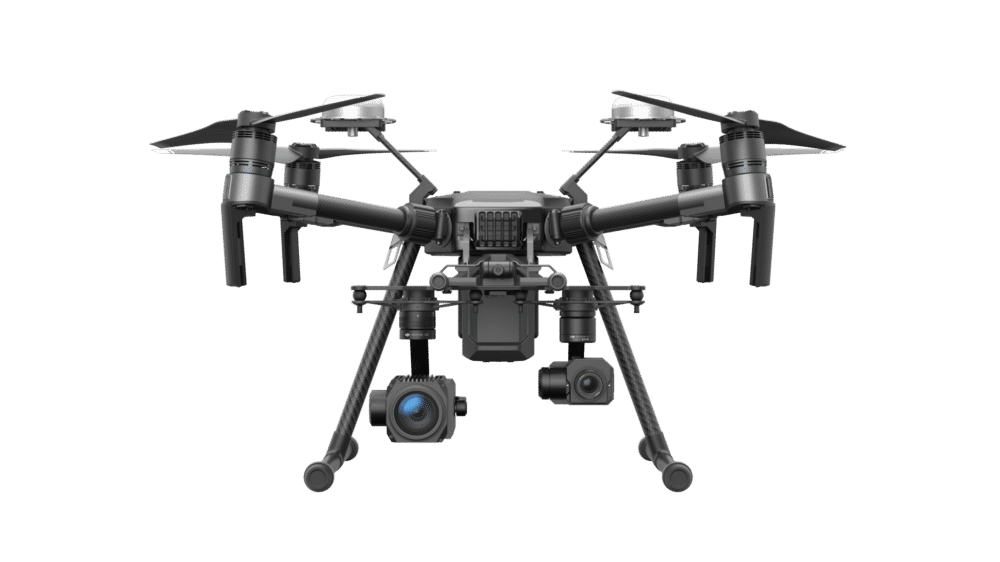 Commercial drone inspection UAV