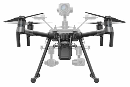 DJI M210 Aerial Drone for Inspections