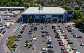 Commercial retail park portfolio management