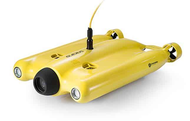 Underwater Drones Exploration
