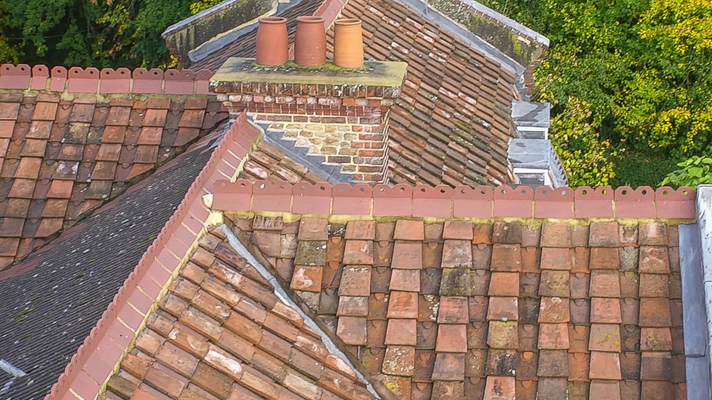 Property inspections by drone