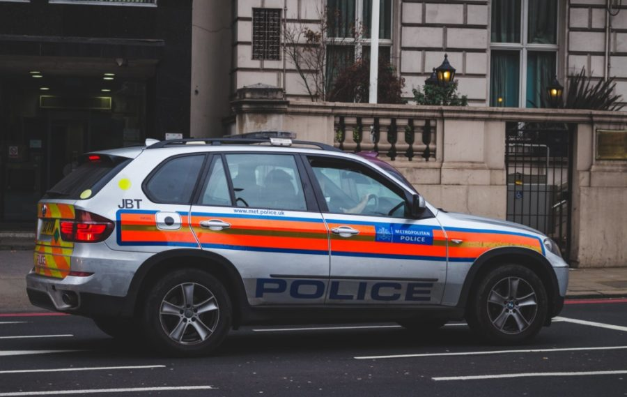 UK drone police powers