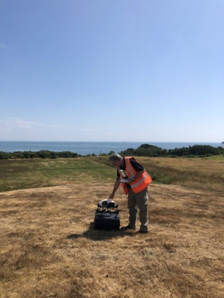 Landfill Site Inspections by Drone