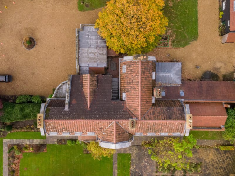 CAA OSC reduced and enhanced permissions for roof inspections