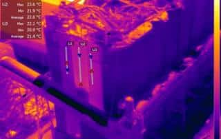 Thermal Imaging to Industry Category Level 2