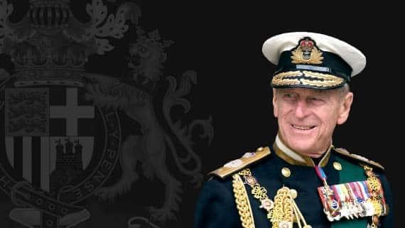 HRH Prince Philip Duke of Edinburgh