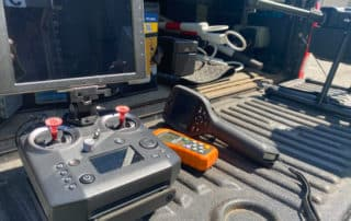 Aerial Thermography inspections with M210